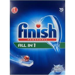 Fnish All in One Baking Soda 70 tabs