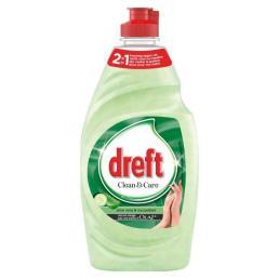 Dreft Clean & Soft Aloe Vera 400ml