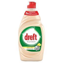Dreft Platinum Lemon 400ml