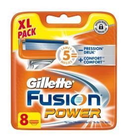 Gillette Fusion Power 8