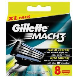 Gillette Mach III 8
