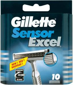 Gillette Sensor Excell 10