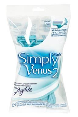 Gillette Venus 2 8 pack