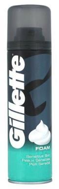 Gillette foam Sensitive 200ml