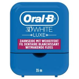 Oral B 3D White Luxe Floss 35M
