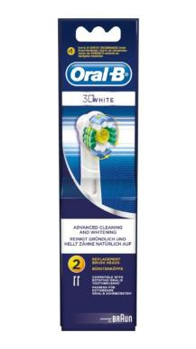 Oral B 3D White 2 pack