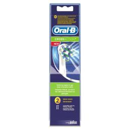 Oral B Cross Action 2 pack