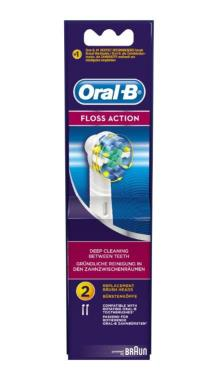 Oral B Floss Action 2 pack