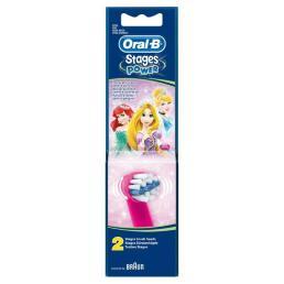 Oral B Stages Power Kids Princess 2 pack
