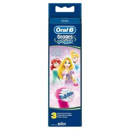 Oral B Stages Power Kids Princess 3 pack