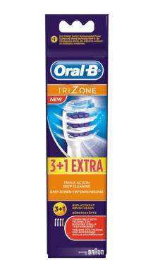 Oral B Trizone 3+1 pack