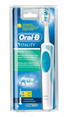 Oral B Vitality Dual Clean in CLS