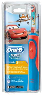 Oral B Vitality Kids Cars & Planes in CLS