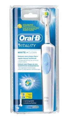 Oral B Vitality White & Clean in CLS
