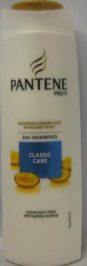 Pantene shampoo Classic Care 2in1 400ml