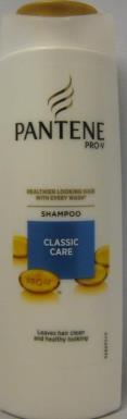 Pantene shampoo Classic Care 400ml